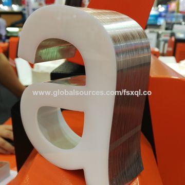 China Channel letter Aluminum bending machine for aluminum profile signage