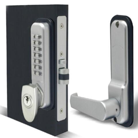 designs door lock types