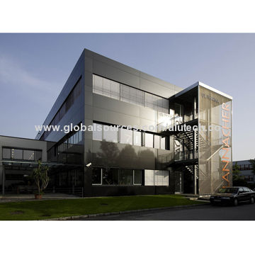 Aluminum Composite Panel with 4mm 3mm 5mm Thick | Global Sources
