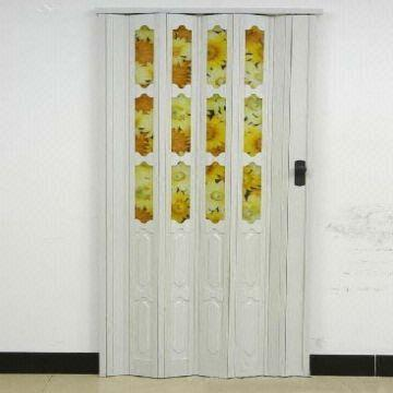 Pvc Folding Door L10 003pscasual Doorplastic Dooraccordion Doors