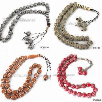 muslim prayer rosary necklace many new designs for your choice