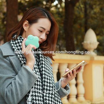 China Fashion lucky star hand warmer power bank