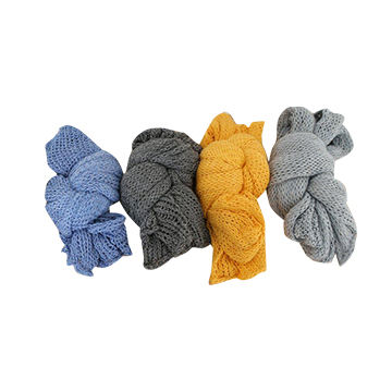 Knitted Scarves, Made in Vietnam | Global Sources