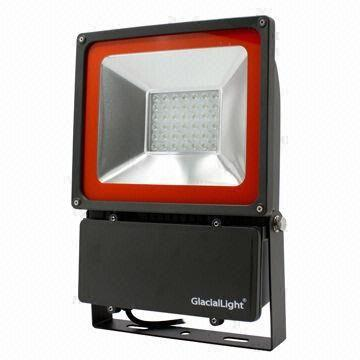 Glacial Light 110W LED Floodlight with 8,000lm Luminous Flux