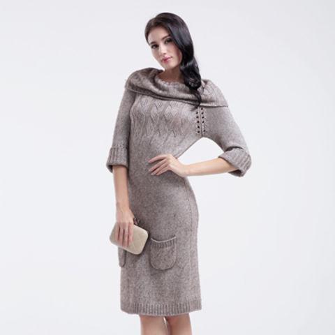 5a6c2ff999b6 China Women s knit dress