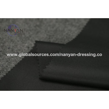 China Pocketing fabric with 58-inch/150cm width lining fabric garment accessories100%polyester 91%P9%C
