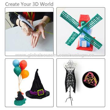 China 3D Printer Pen M1 standard PLA PCL Filament low temp.3D Pens