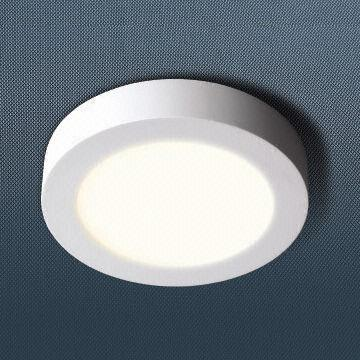 Built In Ceiling Lights: LED Ceiling Light, Built-out, SMD 3528, Round, 11W, Dimmable,Lighting