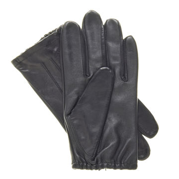 China Touchscreen leather gloves for military