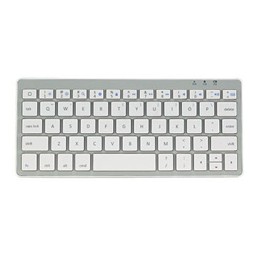 China Mini Bluetooth keyboard for mobile phone and tablet on