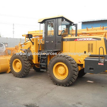 China Wheel Loader, XCMG 3 Ton LW300F Spare Parts on Sale on