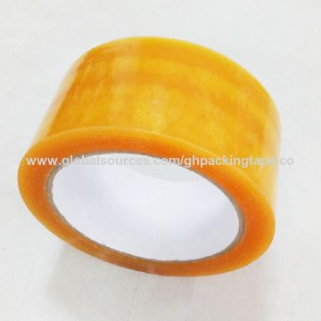 China Single Side Acrylic Adhesive BOPP Clear Packing Tape for Carton Sealing