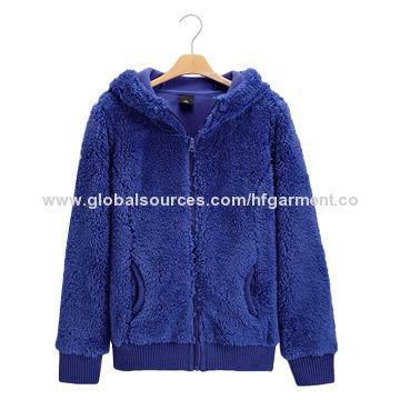 8b9e7a161b8b Berber Fleece Jacket