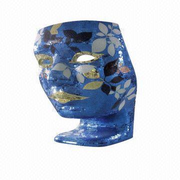 Sensational Face Mask Chair Nemo Mask Fiberglass Face Chair Modern Alphanode Cool Chair Designs And Ideas Alphanodeonline