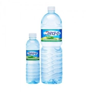 Mineral Water Made In Korea Sparkling Water 500ml 2l Drink