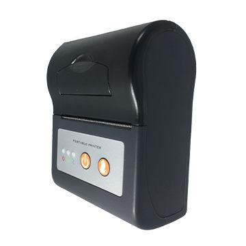 China Mini Thermal Barcode Printing Machine, Mobile Label