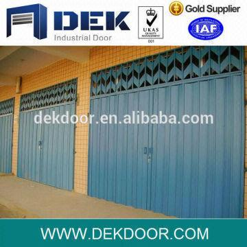 Accordion Door Folding 1 Material Galvanized Steel Stainless