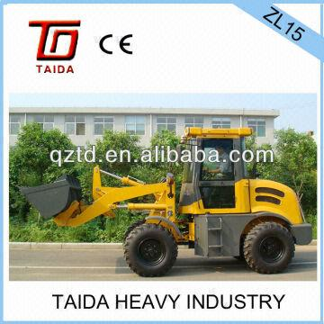 Zl12 Pallet Forks Tractor with Ce for Sale | Global Sources