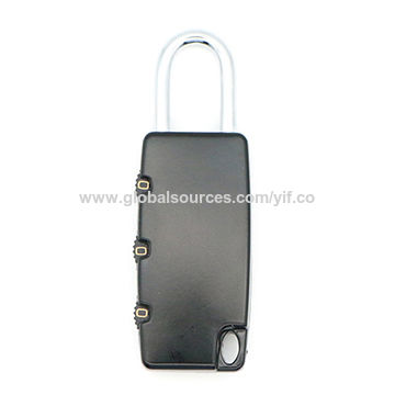 0771d1633 China Travel Suitcase Luggage Security 3-digit Code Mini Combination Padlock  ...