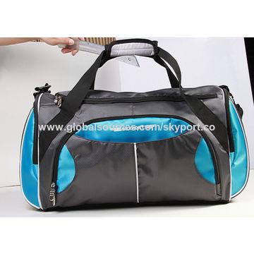 c84143e1e ... China Hot Sale Tri-Color Athletic Sport Duffel Bag/Travel Bag ...
