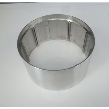 China Speaker box, CE/RoHS Directive-compliant, CNC machine part