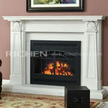china led marble fireplace inserts electric fireplace