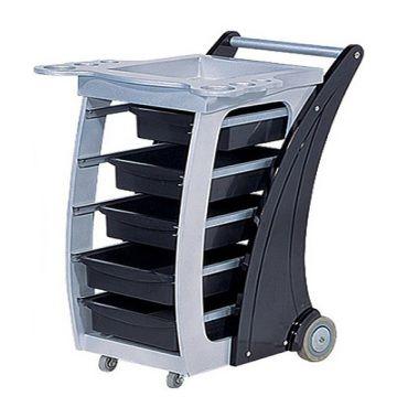 salon equipment hair trolly beauty trolley jinmei