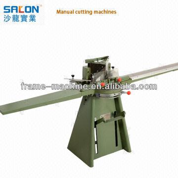 Double Mitre Saws Foot-operated Guillotine | Global Sources