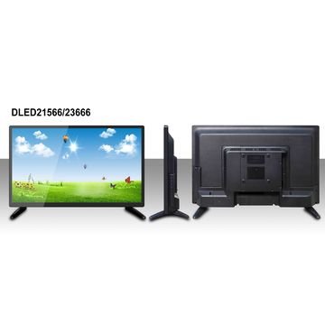 HDTV, 32-inch HD DLED TV with Fashionable Narrow Frame Design
