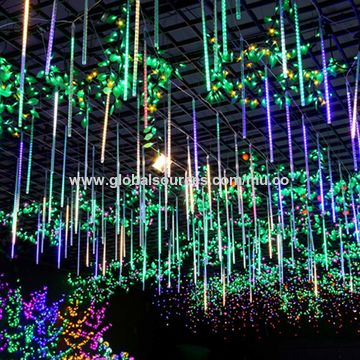 Christmas Lights That Look Like Water Falling.China Solar Lights Solar Garden Lights Holiday Christmas