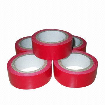High Voltage PVC Tape Electrical Insulation Tape with Anti