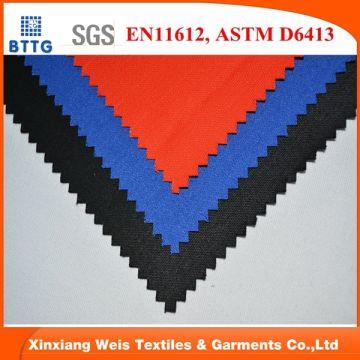f25d69c69f69 China EN11611 flame retardant FR cotton fabric