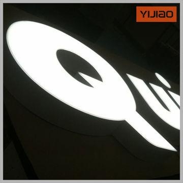 China Advertising light box/LED luminous letters