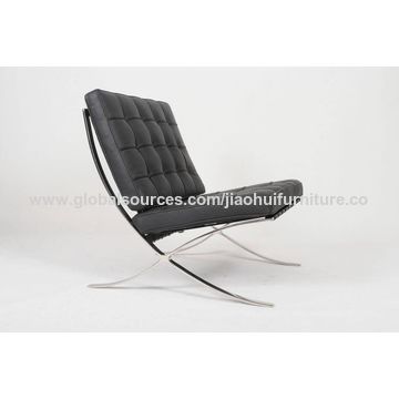 Ordinaire ... China Modern Home Furniture Bedroom Barcelona Chair Leisure Replica Bed  Room Furniture Barcelona Chair Wit
