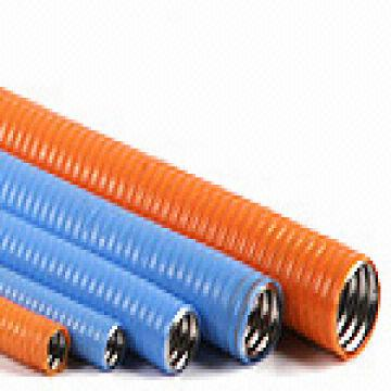 South Korea stainless steel PE coated corrugated flexible tube hose pipe for water supply  sc 1 st  Global Sources & stainless steel PE coated corrugated flexible tube hose pipe for ...