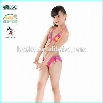 China 2014 Hot Sale Stylish Sexy School Girl Bikini