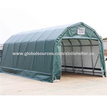 Warterproof and UV protection Mobile Carport Car tent Car