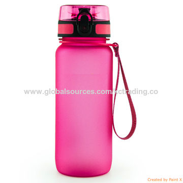 Hong Kong SAR BPA Free Tritan Water Bottle, Leak-proof Climbing .