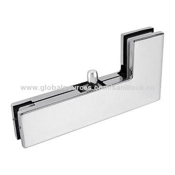 China SUS 304 Stainless Steel Glass Door Crank Cl& Door Fitting