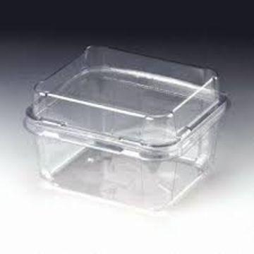 Thailand Rectangular Microwave Disposable Plastic Food Container 360ml