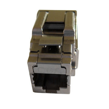 Taiwan 10g Keystone Jack Compatible For Both T568a And T568b Wiring Schemes On Global Sources