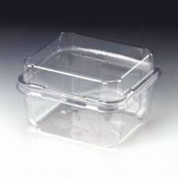 500ml Disposable Microwave Food Plastic Container Thailand