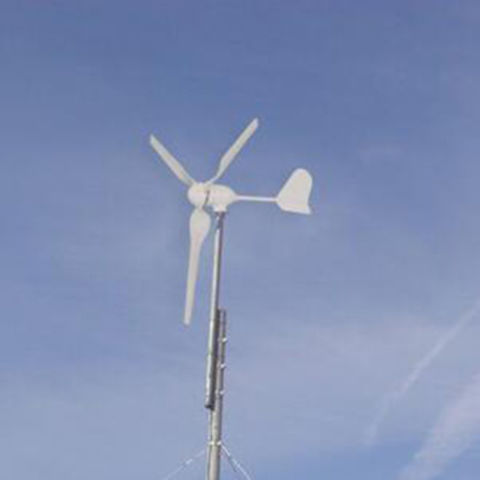 China 400W residential wind generator on Global Sources