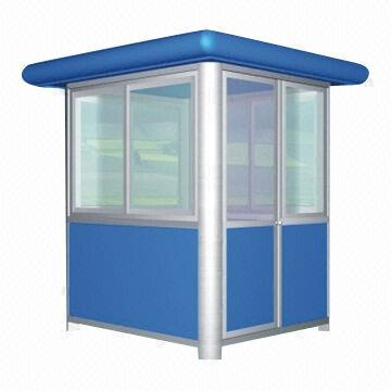 New Design Sentry BoxGuard PostGuard RoomGuard House Made of 304