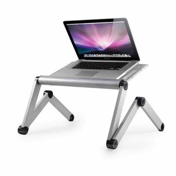 ... China High Quality Aluminum Foldable Table Laptop Stand