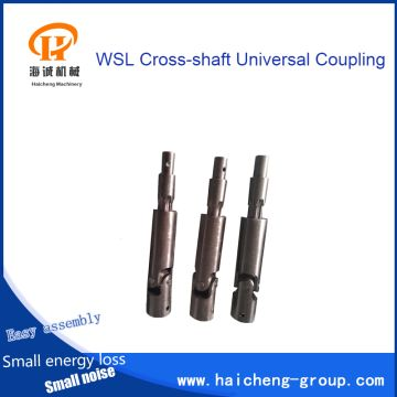 WSL Cross-shaft quick Universal Coupling   Global Sources