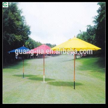 Outdoor Sun Garden Parasol Umbrella 1 10 Meter 300cm 2 Octangle
