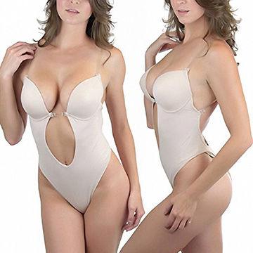 6b25d024971 China Women s Backless Bodysuit
