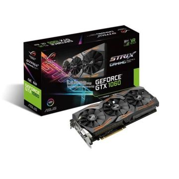 ASUS NVIDIA Dual-Fan GeForce GTX 1060 OC 3GB GDDR5 gaming graphics card