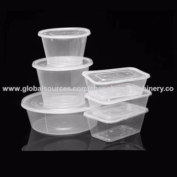 Global Sources China Manufacture Disposable Food Packaging Container Fast Food Container Take Away Food Container